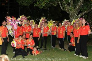 Our Dragon Dancers