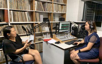 CADCAI ON FM 89.1 Chinese Radio